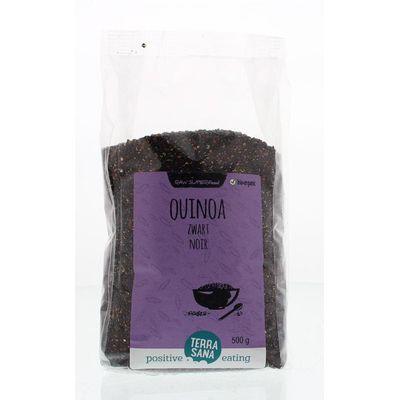 Terrasana Super quinoa zwart