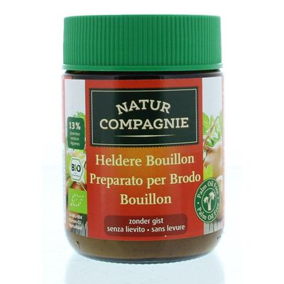 Natur Compagnie Groentebouillon zonder gist en suiker