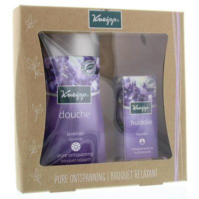 Kneipp Geschenkverpakking verwenmoment lavendel