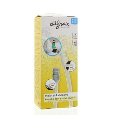 Difrax Melk en luchtslang