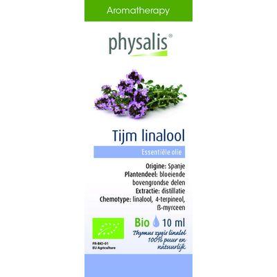 Physalis Tijm gele bio