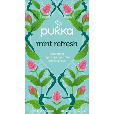Pukka Org. Teas Mint refresh thee
