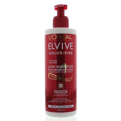 Loreal Elvive color vive low shampoo