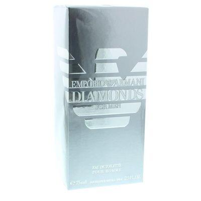 Armani Emporio diamonds eau de toilette vapo men