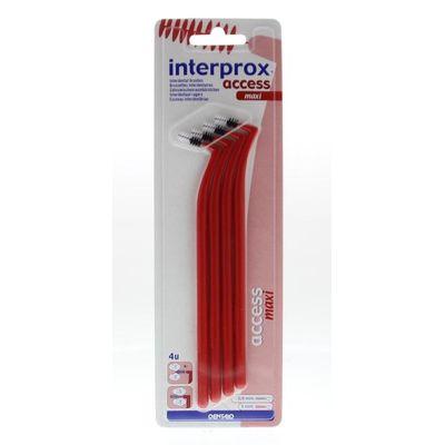 Interprox Access ragers maxi rood