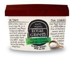 Royal Green Kokos cooking cream odourless