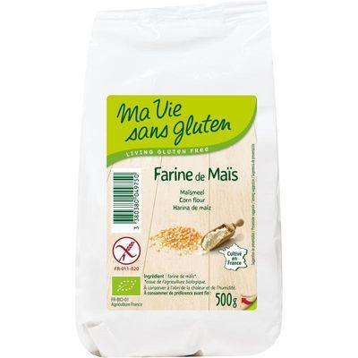 Ma Vie Sans Maismeel bio - glutenvrij