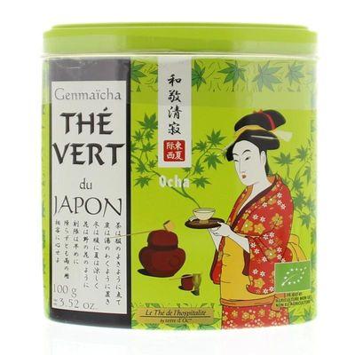 Terre Doc Genmaicha green tea Japan