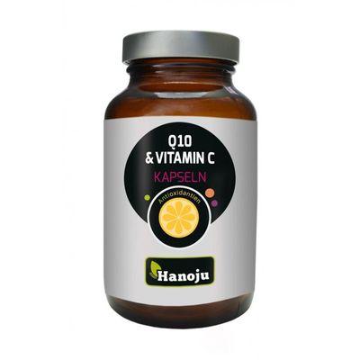 Hanoju Co-enzym Q10 250 mg vitamine C 250 mg