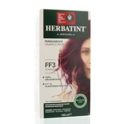 Herbatint Flash Fashion 3 plum/ aubergine