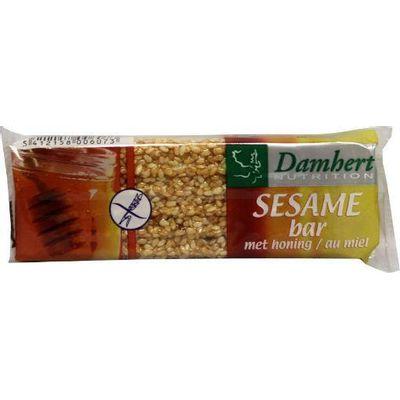 Damhert Sesambar glutenvrij
