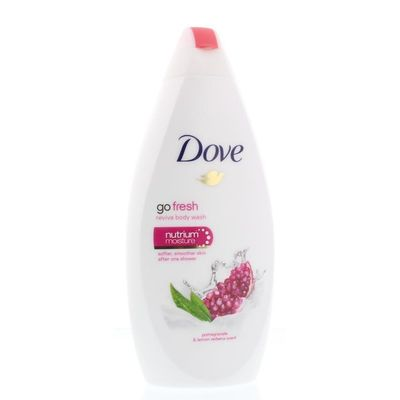 Dove Shower go fresh revive