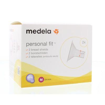 Medela Personal fit borstschild M 24 mm