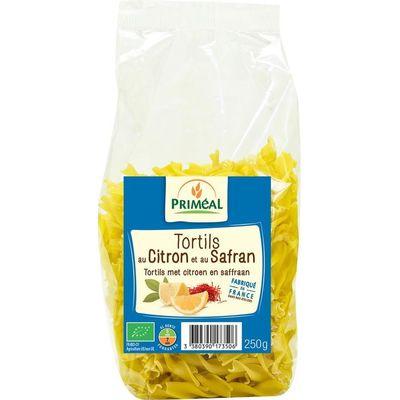 Primeal Tortilla citroen saffraan