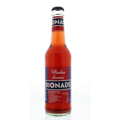 Bionade Vlierbessen glas