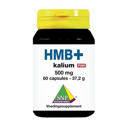 SNP HMB+ kalium 500 mg puur