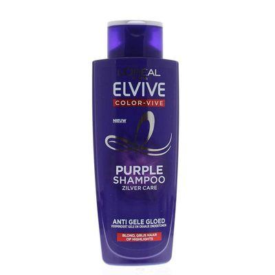 Loreal Elvive shampoo color vive purple