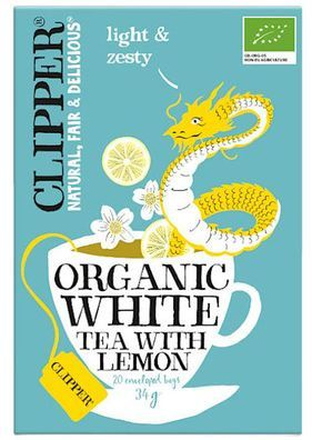 Clipper witte thee citroen