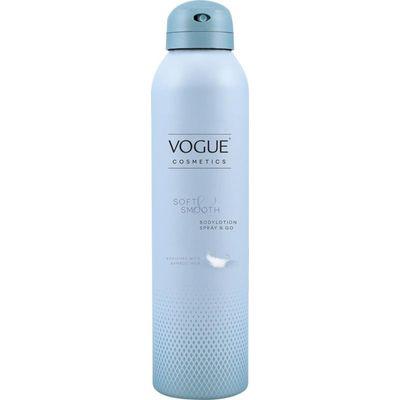 Vogue Cosmetics Bodylotion spray & go soft & smooth