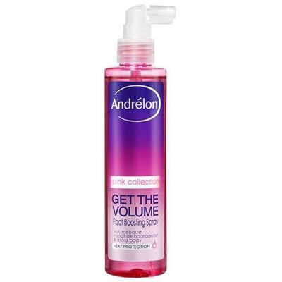 Andrelon Root boosting spray get the volume