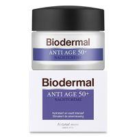 Biodermal Nachtcreme anti age 50+