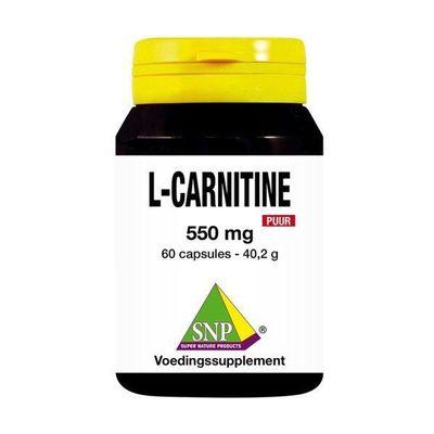 SNP L Carnitine 550 mg puur