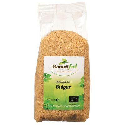 Bountiful Bulgur bio