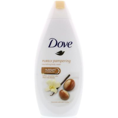 Dove Shower purely pampering shea butter vanilla