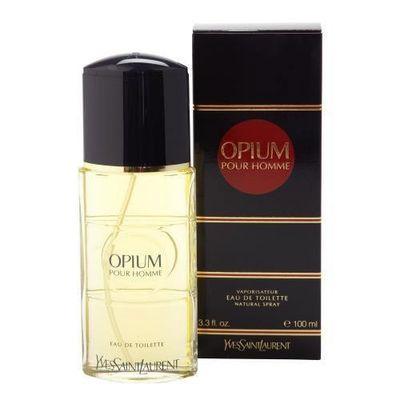 YSL Opium homme eau de toilette vapo man