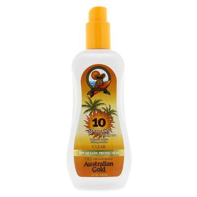 Australian Gold Spray gel SPF10