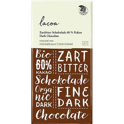 Lacoa Chocolade puur 60% cacao