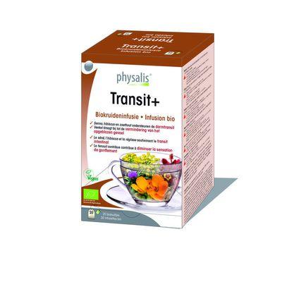 Physalis Transit bio thee