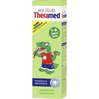 Theramed Junior appel 3+ tandpasta tube