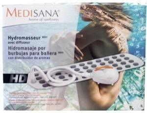Medisana Bubbelbadmat met aroma dispenser MBH