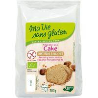 Ma Vie Sans Amandel kastanje cakemix bio - glutenvrij
