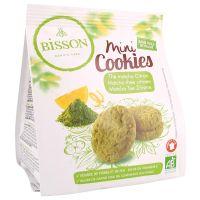 Bisson Cookies matcha citron