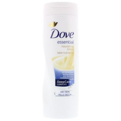 Dove Body lotion essential