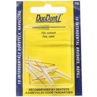 Duodent Interdentaal borstel refill 2.8
