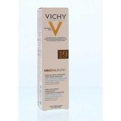 Vichy Mineral blend foundation 19