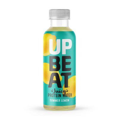 Upbeat Fruit juice drink summer lemon