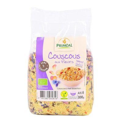 Primeal Couscous met bloemen