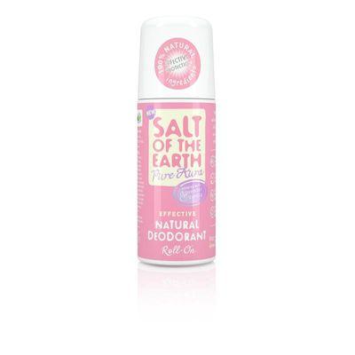 Salt Ofthe Earth Pure aura deodorant roll-on lavender & vanilla