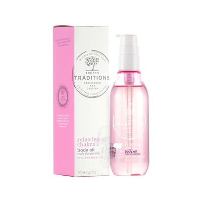 Treets Relaxing chakra´s body oil
