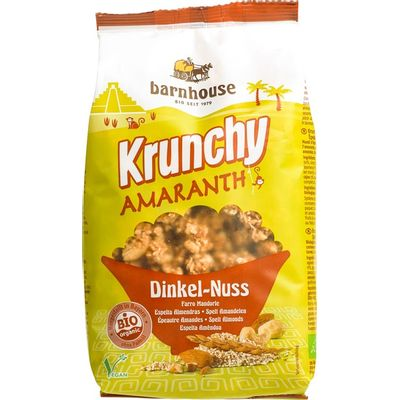 Barnhouse Krunchy amaranth spelt amandel