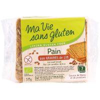 Ma Vie Sans Brood lijnzaad bio - glutenvrij