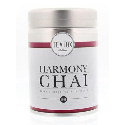 Teatox Bio Thee Harmony chai black tea spices bio