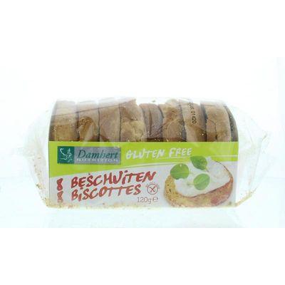 Damhert Beschuit glutenvrij