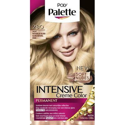 Poly Palette Haarverf 280 Zacht natuurlijk blond