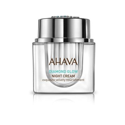 Ahava Diamond glow night cream