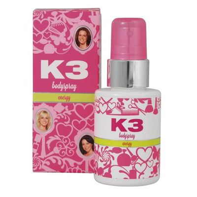 K3 Bodyspray energy